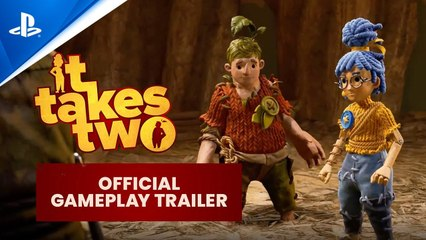 It Takes Two – Official Gameplay Trailer - PS5, PS4
