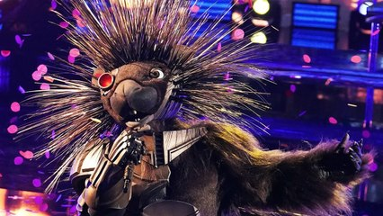 'The Masked Singer' Robopine ditches the quills makes fast and furious