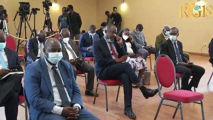 Prezidan Jovenel Moïse enstale konsèy administrasyon konsèy nasyonal asistans legal ki gen 5 manm