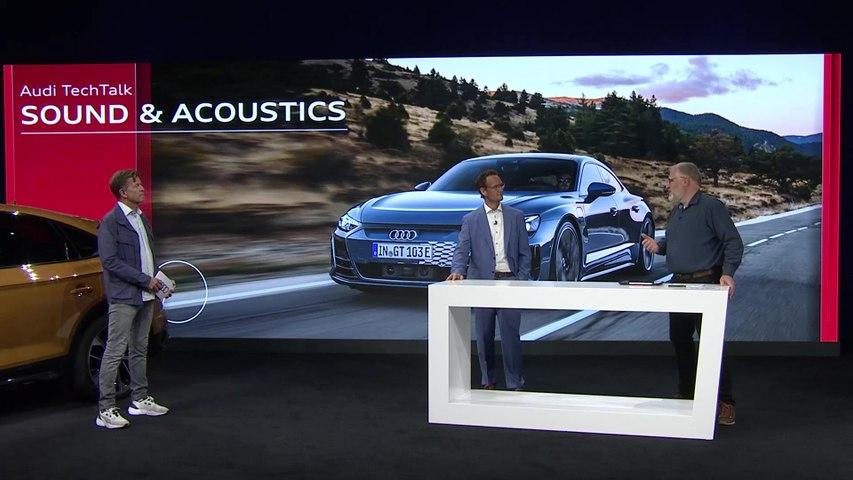 Audi TechTalk - Sound & Acoustics