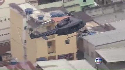 25 personas, entre ellas un policía, han muerto en una redada contra el narcotráfico en Río de Janeiro