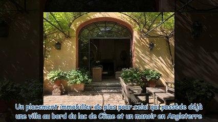 George Clooney en France - découvrez le prix et les photos de sa luxueuse villa
