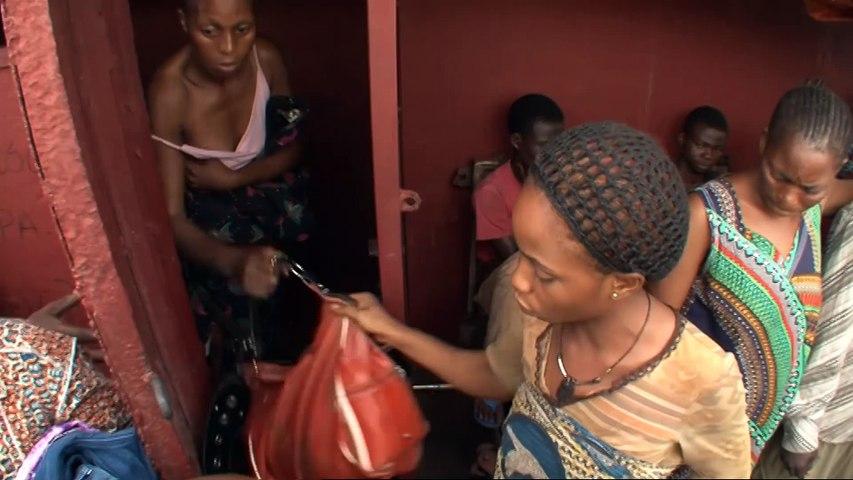 Les routes de l'impossible - Congo, le rafiot de l'enfer