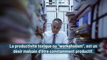 Productivité toxique, comment s'en protéger ?