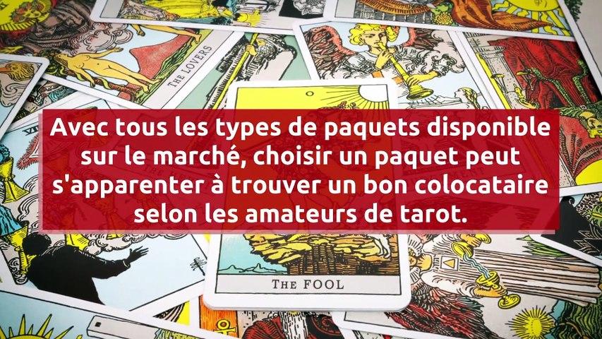Quelques astuces faciles pour apprendre le tarot
