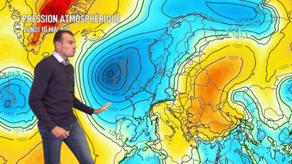 Illustration de l'actualité La météo de votre lundi 10 mai 2021