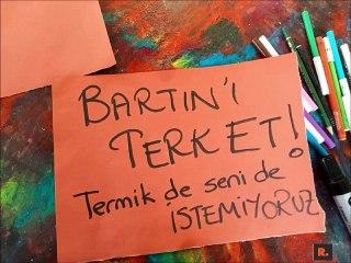 Bartın Kadın Platformu: Başkan Çakır'ın yanındayız