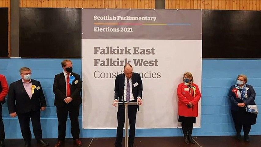 Falkirk East declaration