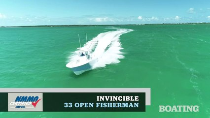 2021 Invincible 33' Open Fisherman