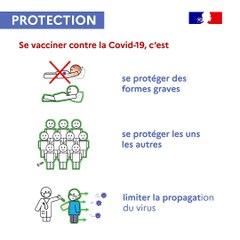 Covid-19 - vidéo courte sur la vaccination pour les publics précaires