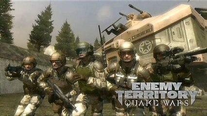 Enemy Territory: QUAKE Wars GDF Tutorial