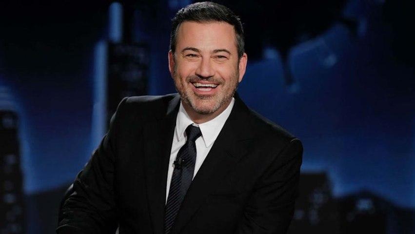 Jimmy Kimmel Calls Out Caitlyn Jenner Over Hangar, Homeless Comments on Fox News | THR News