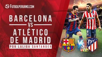 Barcelona vs Atlético de Madrid por LaLiga Santander de España: ¿Quién ganará?   Pronóstico