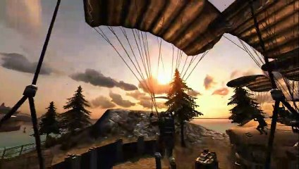Enemy Territory: Quake Wars Xbox 360 Trailer