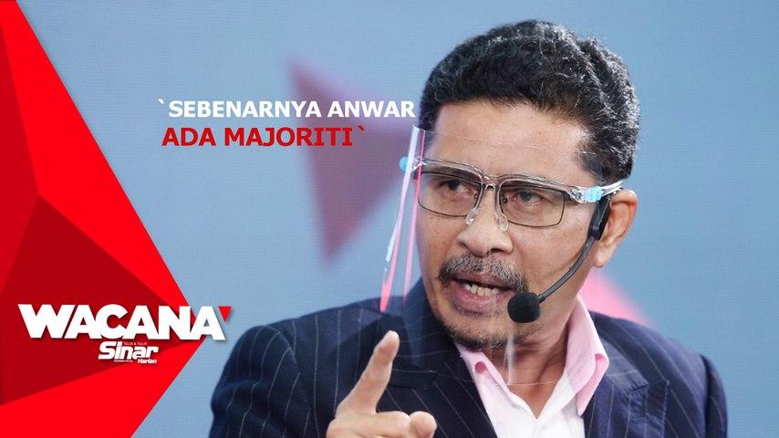 [SHORTS] Sebenarnya Anwar ada majoriti