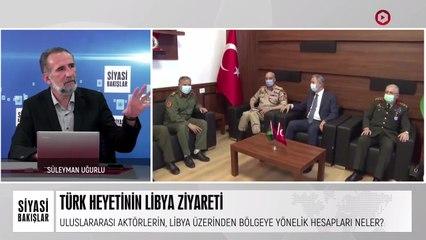 İtikâfa Müdahale   Türk Heyetin Libya Ziyareti   Türkiye-Mısır Görüşmeleri   Suud-Esed El Sıkışması
