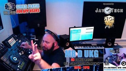 Episode 201 Mr D UKG (UK Garage)