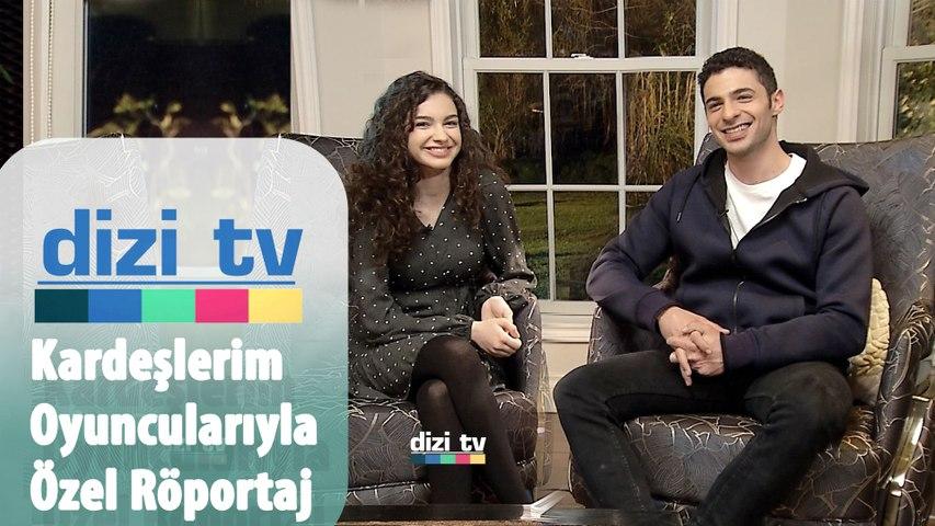 Halit Özgür Sarı ve Su Burcu Yazgı Coşkun ile samimi röportaj - Dizi Tv 729. Bölüm