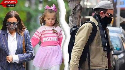 'Dad-daughter' rift: Daughter Lea abandoned joke of Bradley Cooper - and Irina Shayk's reaction