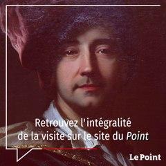 Peintre de Louis XIV, businessman…. Découvrez l'expo Rigaud en vidéo