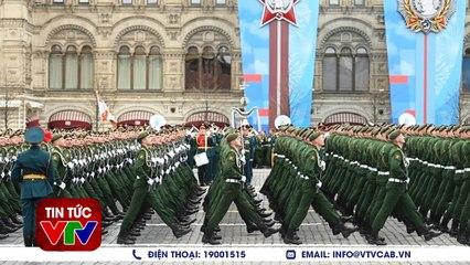 Nga duyệt binh hoành tráng mừng Ngày Chiến thắng  VTVcab
