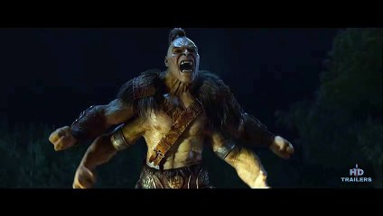 EXCLUSIVE EDIT COLE YOUNG VS GORO UPPERCUT MORTAL KOMBAT MOVIE HD 2021