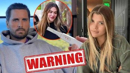 Sofia Richie had broke WARNING Amelia Hamlin to stay away from Scott Disick, after declare pregnancy
