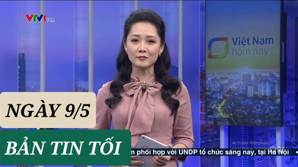 BẢN TIN TỐI ngày 9/5 - Tin Covid 19 hôm nay mới nhất  VTVcab