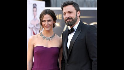 Ben Affleck Praises Ex Jennifer Garner on Mother's Day: 'Luckiest Parents'