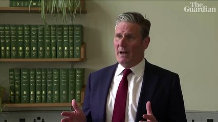 'Bitterly disappointed' Keir Starmer vows Labour party change