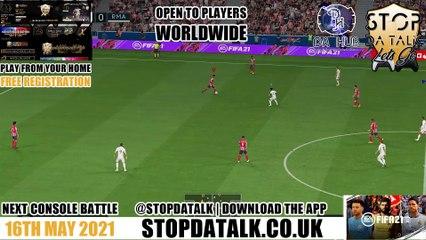Stop Da Talk, Lets Go : Fifa 21 Registration Open