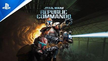 Star Wars Republic Commando - Announce Trailer - PS4