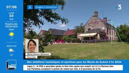 10/05/2021 - La matinale de France Bleu Creuse