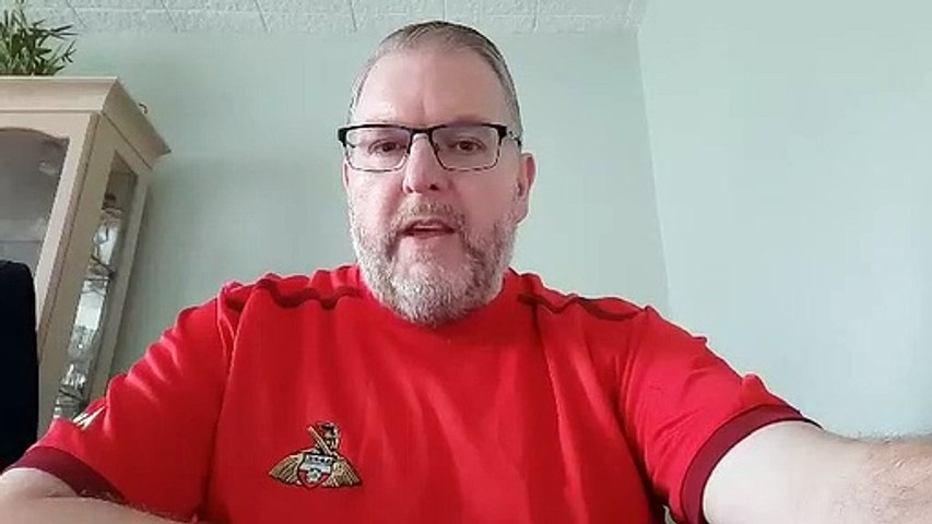 Darren Burke, reporter video, May 10