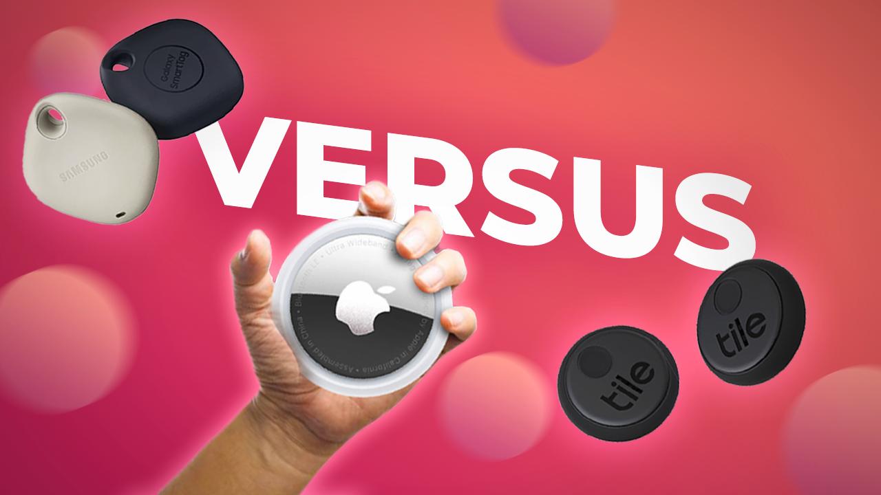 Le AirTag d'Apple est-il meilleur que le Samsung SmartTag et Tile ? (Course dans Paris)