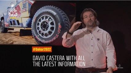 #Dakar2022 - David Castera with all the lastest information