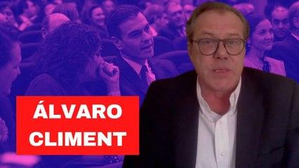 "Álvaro Climent: ""Sánchez nos vende una milonga con palabras bonitas que oculten sus despilfarros"""