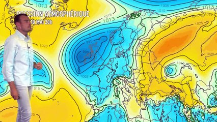 Illustration de l'actualité La météo de votre mardi 11 mai 2021