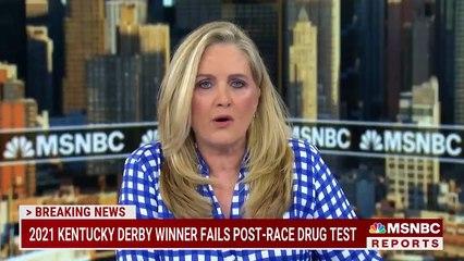 2021 Kentucky Derby Winner Fails Post-Race Drug Test