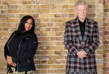 The Andrew Eborn Show SUSTAINABLE CLOTHES with fashion designer Mary Martin