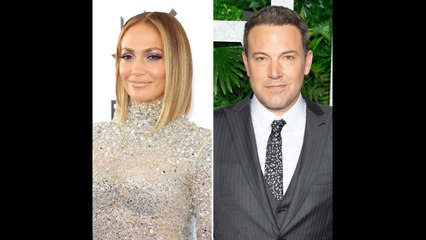 Jennifer Lopez and Ben Affleck 'Looked Very Happy Together' in Montana