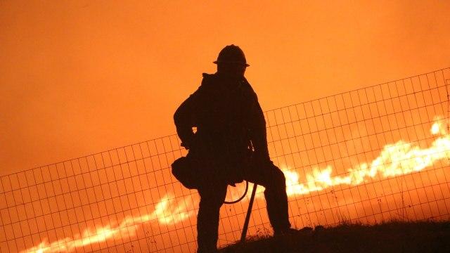 Western U.S. Gears Up For Early Wildfire Season