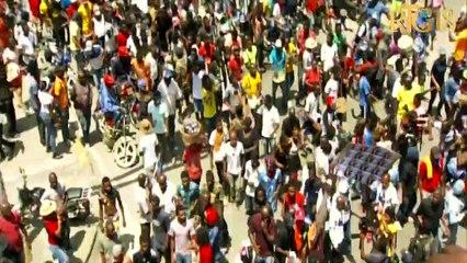 Port-au-Prince Figi Lari 18 Mai 2021