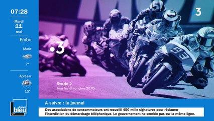 11/05/2021 - La matinale de France Bleu Provence