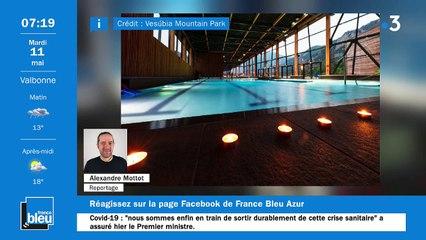11/05/2021 - La matinale de France Bleu Azur