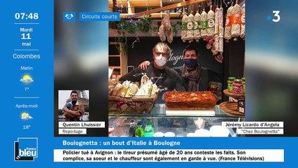 11/05/2021 - La matinale de France Bleu Paris