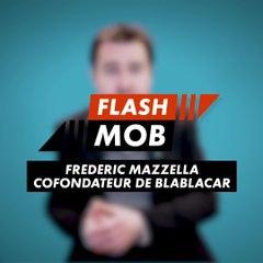 Flashmob : BlaBlaCar (Frédéric Mazzella)