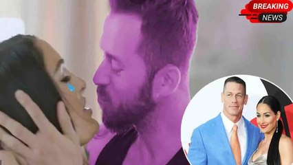 Artem Chigvintsev threatens Nikki Bella when he finds out she is sneaking with John Cena