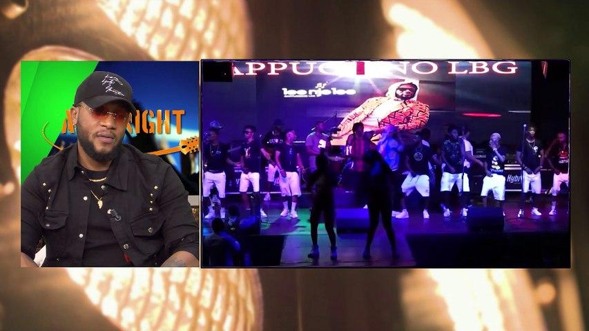 Afronight avec CAPPUCCINO LBG TELESUD 11/05/21