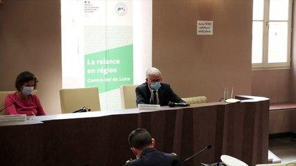 Signature convention fret, ligne Les Aubrais – Orgères-en-Beauce du 10/05/2021